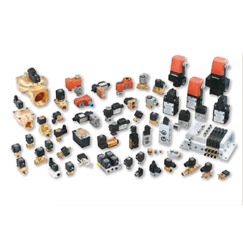 Solenoid Valves for Fluid Control Applications